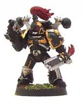 Marine der Black Legion